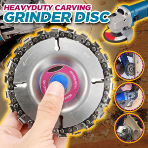 HeavyDuty Carving Grinder Disc (Last Day Promotion)