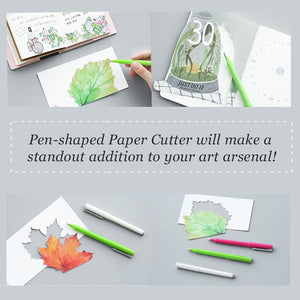 Pen-shaped Paper Cutter | vd