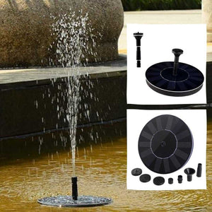 7V Floating Water Pump Solar-powered Solar Fountain garden water fountains small fountain solar pond fountain small indoor water fountains