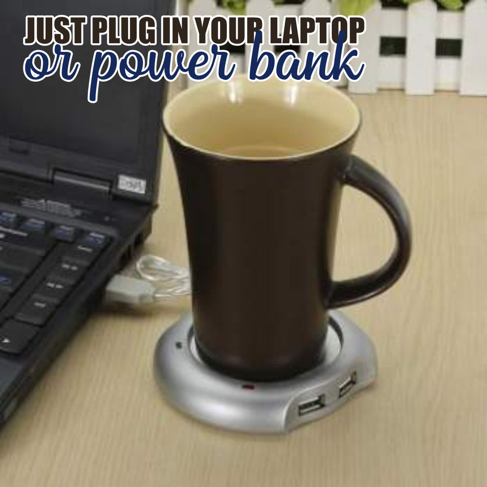 USB Coffee Tea Mug Warmer | Viondeals