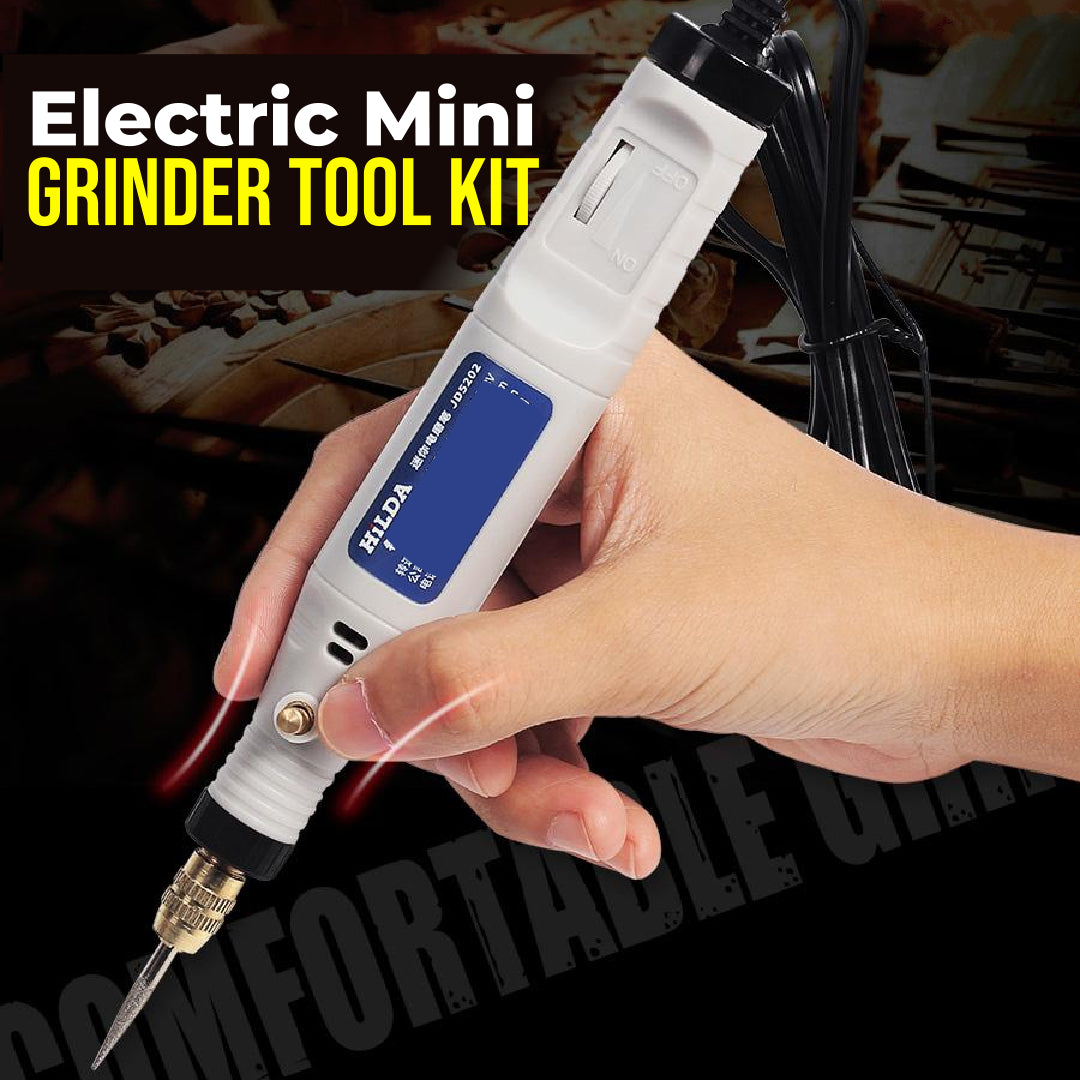 Portable Mini Grinder Tool Kit 🔥50% OFF Black Friday Advanced Sales