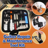 Guitar Repair & Maintenance Tool Kit