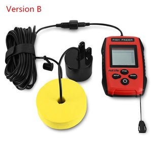 100M Wireless Sonar Portable GPS Fish Finder for Fishing portable fish finder GPS fish finder
