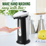 No-Touch Automatic Liquid Soap Dispenser
