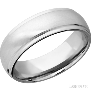 Cobalt Chrome Domed Band