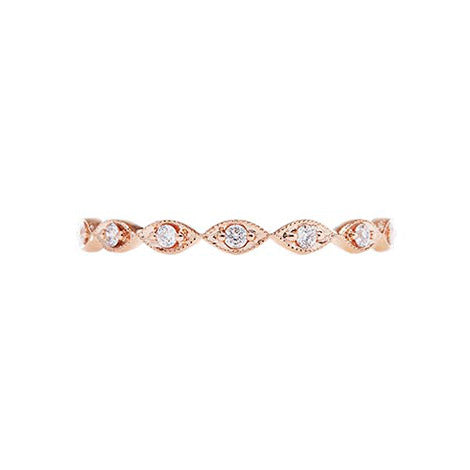 Marquise Stack Ring