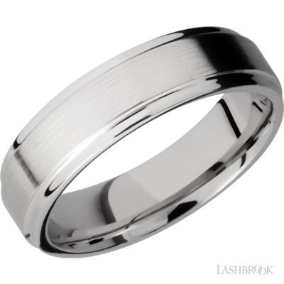Cobalt Chrome Band