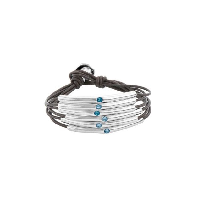 """Happy Blue"" Bracelet"