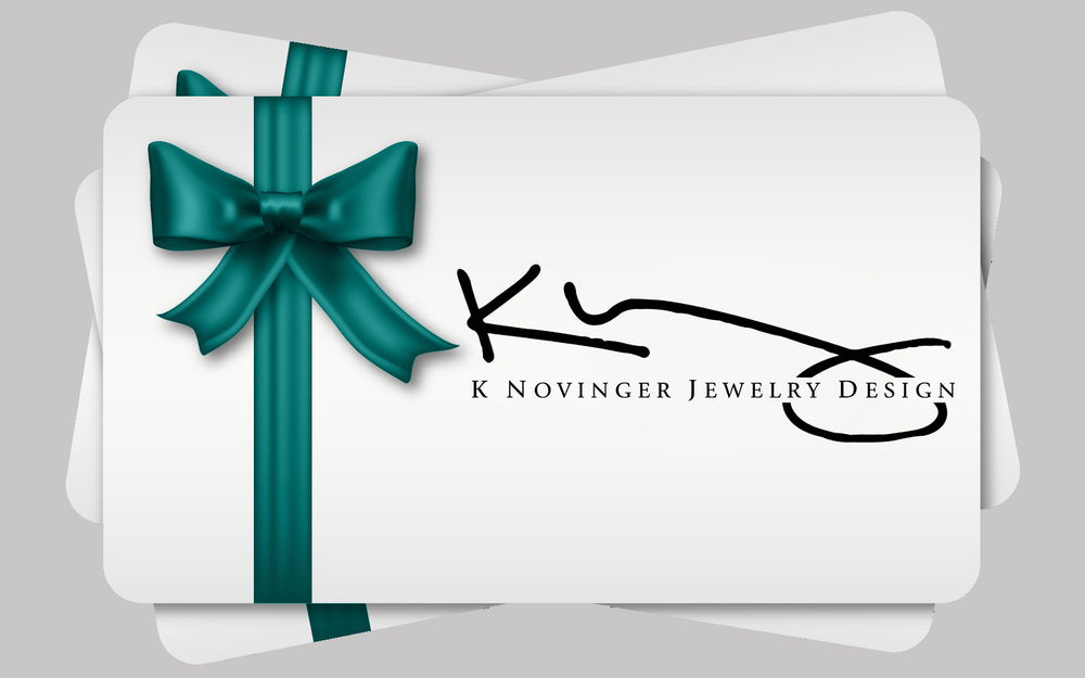 K Novinger Jewelry Gift Card