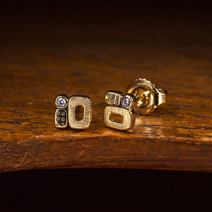 """Little Window"" Studs"