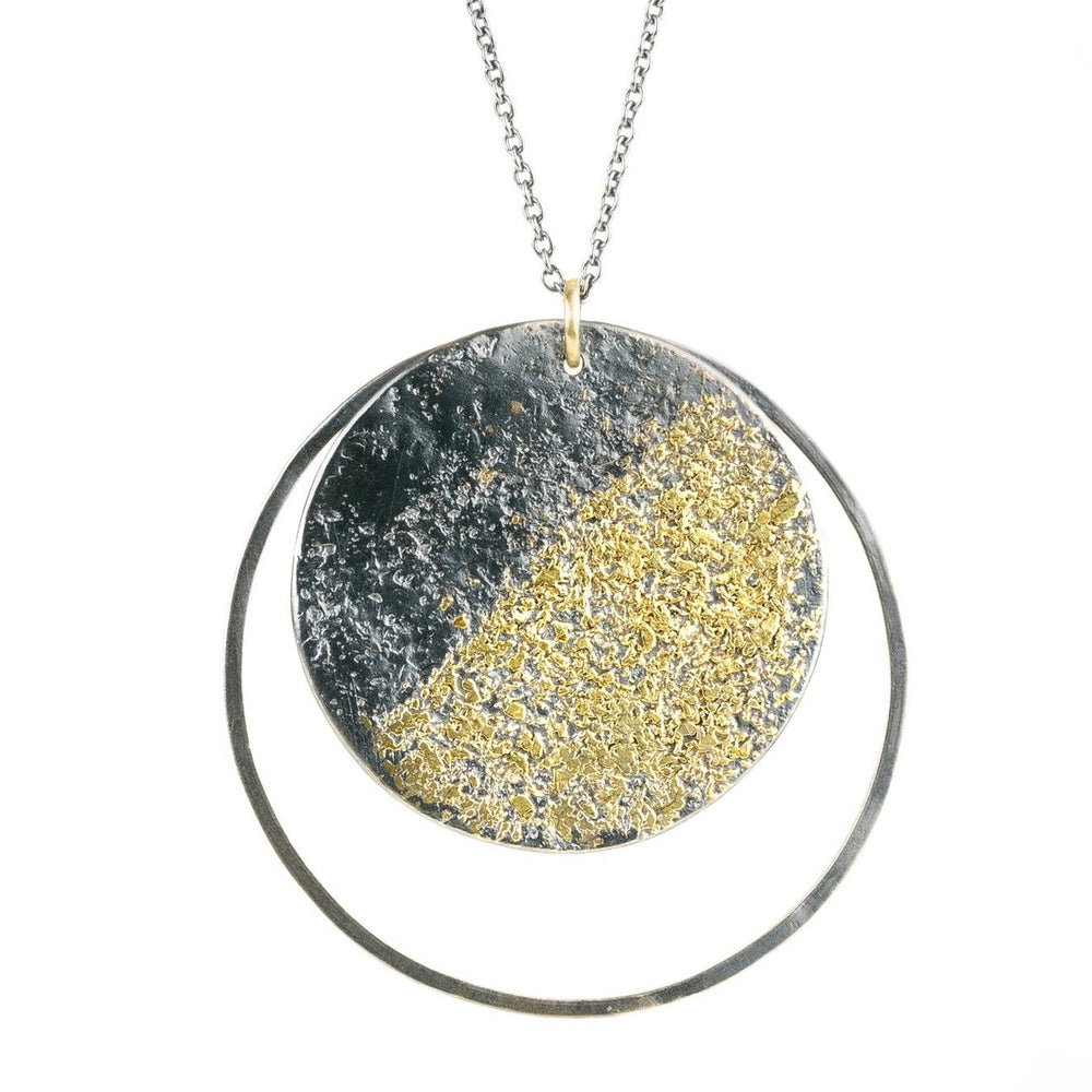 Solar Orbit Necklace