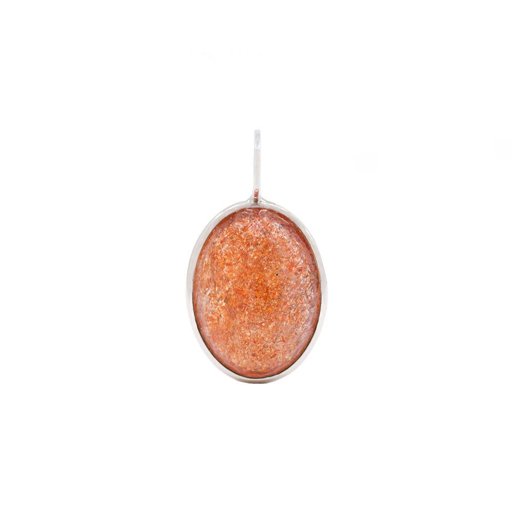 Load image into Gallery viewer, Sunstone Necklace