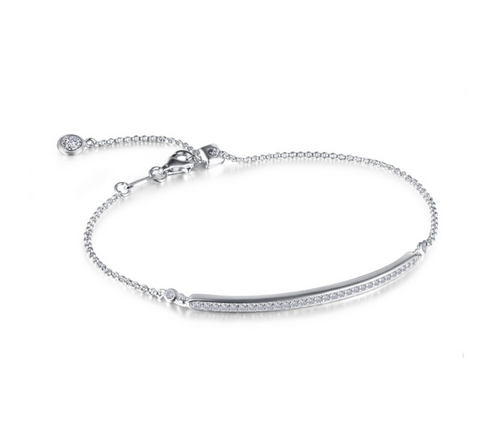 Adjustable Bar Bracelet