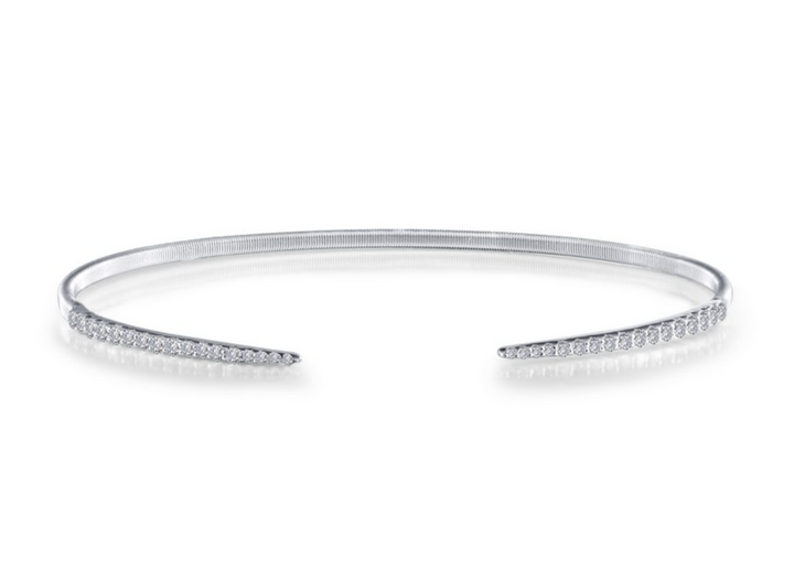 Textured Milano Bangle