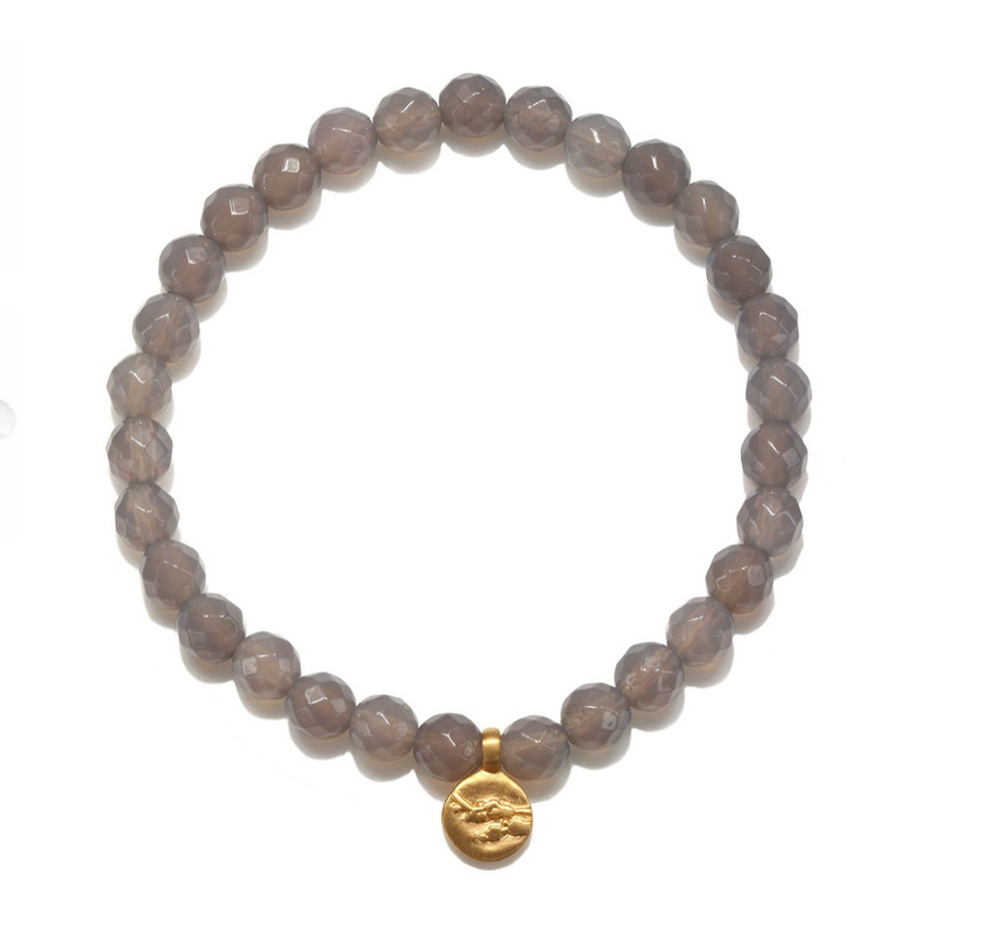 Quiet Solace Stretch Bracelet