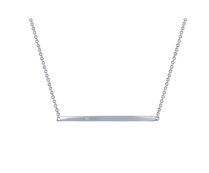 Load image into Gallery viewer, Horizontal Bar Necklace