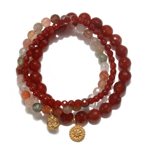 Free From Obstacles Bracelet Set
