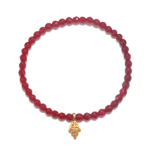 Healing Courage Stretch Bracelet