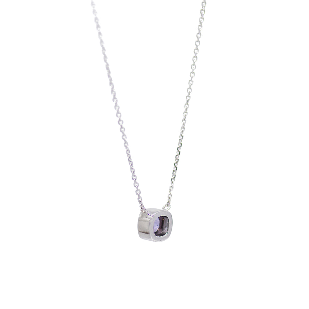 Load image into Gallery viewer, Lavender Spinel Necklace