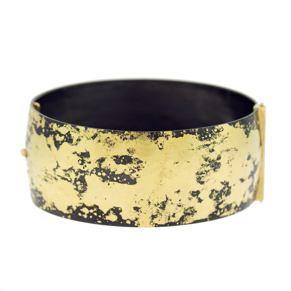 Load image into Gallery viewer, Gold Dust Cuff