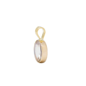 Load image into Gallery viewer, Round Moonstone Charm