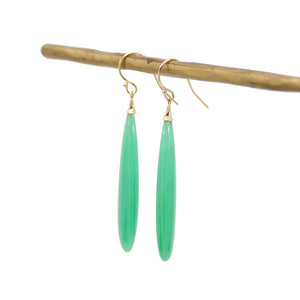 Load image into Gallery viewer, Chrysoprase Drops