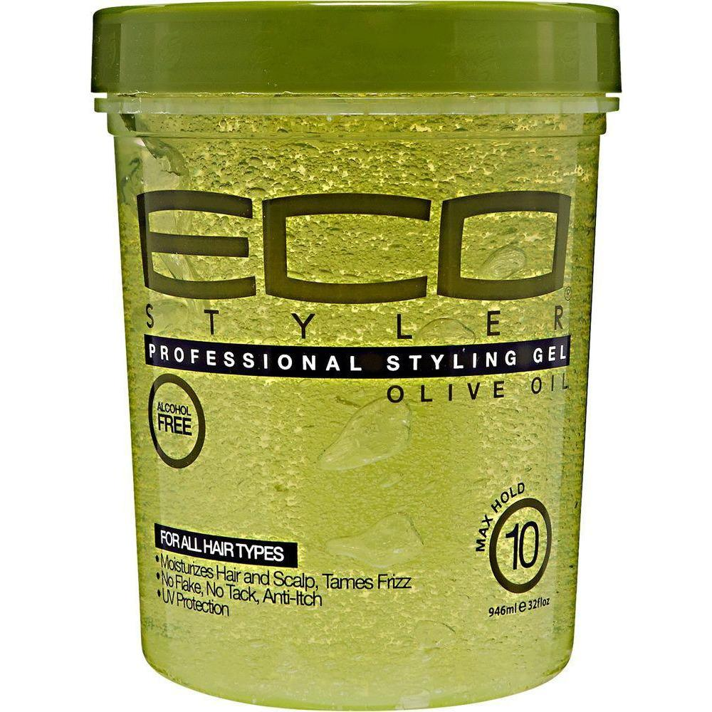 Eco Style Gel with Olive Oil | African American Wigs - African American Wigs