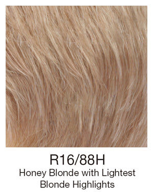 Mono Wiglet 413-MP | Mono Part With Machine Made Back