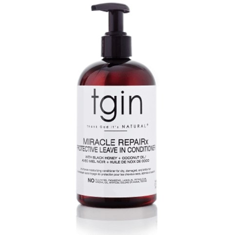 TGIN Miracle Repair Protective Leave In Conditioner 13 oz. - African American Wigs
