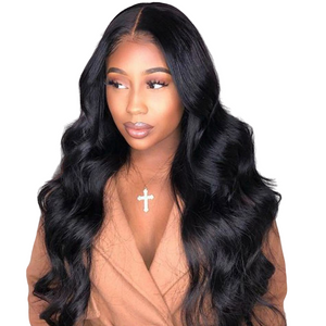 Amina | Pre-Plucked Full Lace Body Wave Wig
