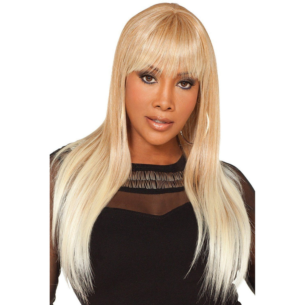Cali-V | Heat Friendly Synthetic Wig (Traditional Cap) - African American Wigs