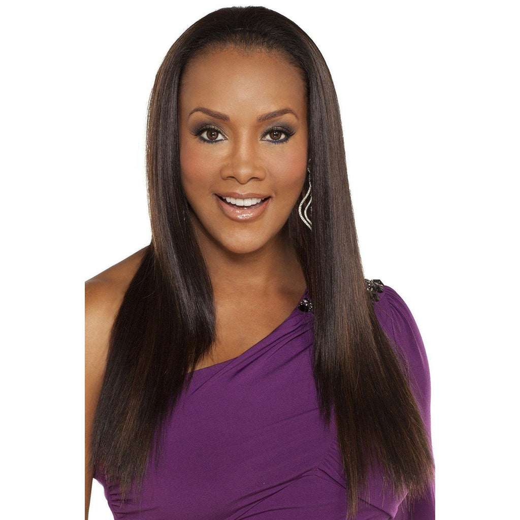 FHW125-V | Heat Friendly Synthetic 3/4 Wig - African American Wigs