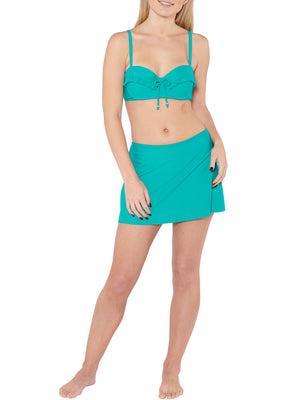 Swim Skirt - Teal