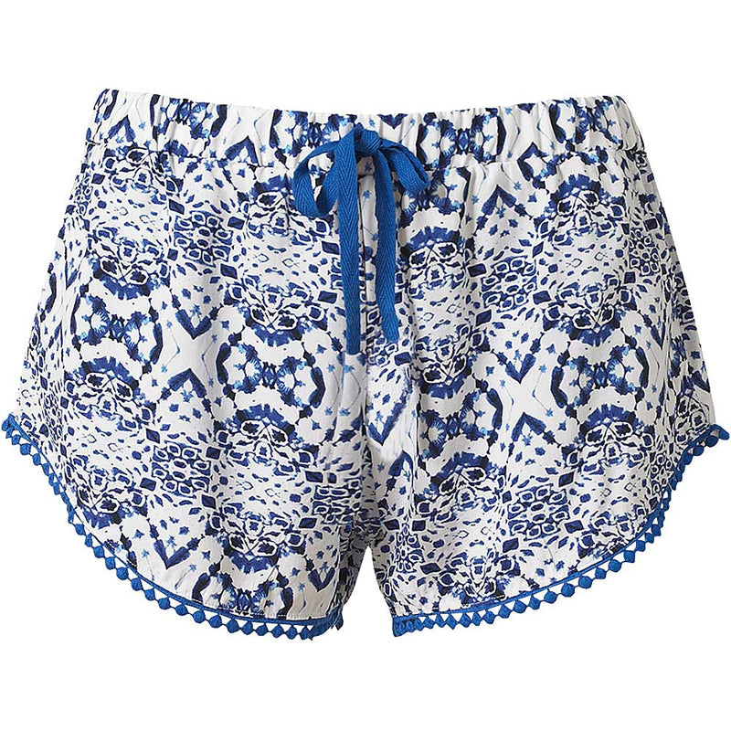 Beach Shorts / Sleep Shorts - Blue