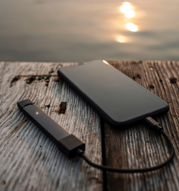 Charge your JUUL vaporizer with your iPhone or Android?