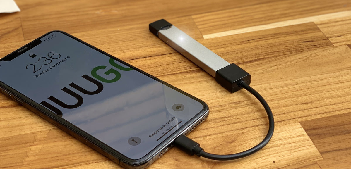 JUUgo - Charge your JUUL with your Smartphone Anywhere – Juugo