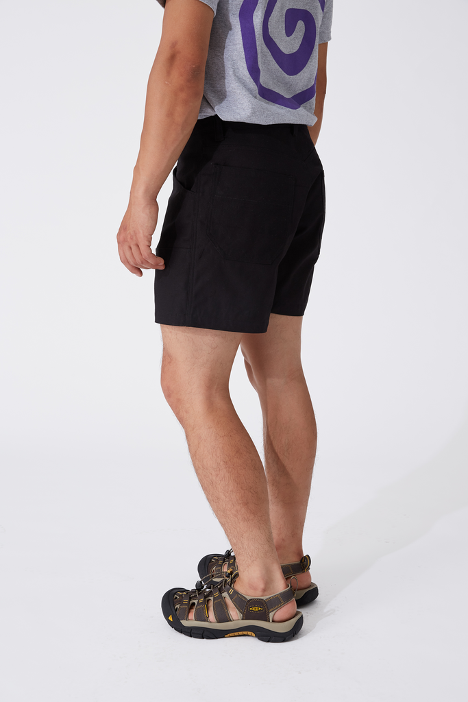 Hardy Canvas Shorts - 6""