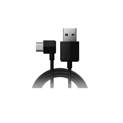 Black Shark Right-angle USB-C Cable