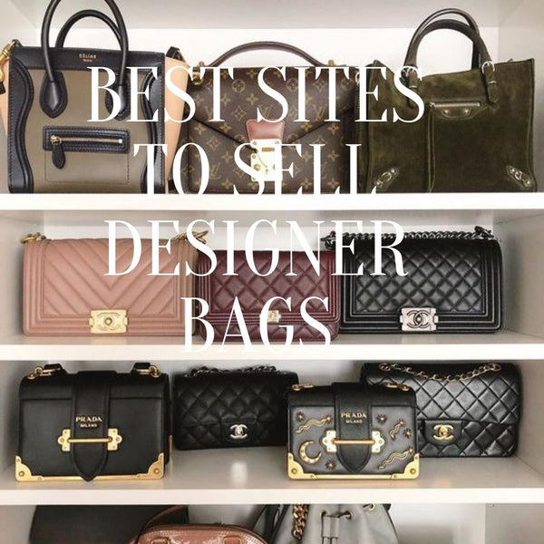 Best sites to sell and pawn designer bags