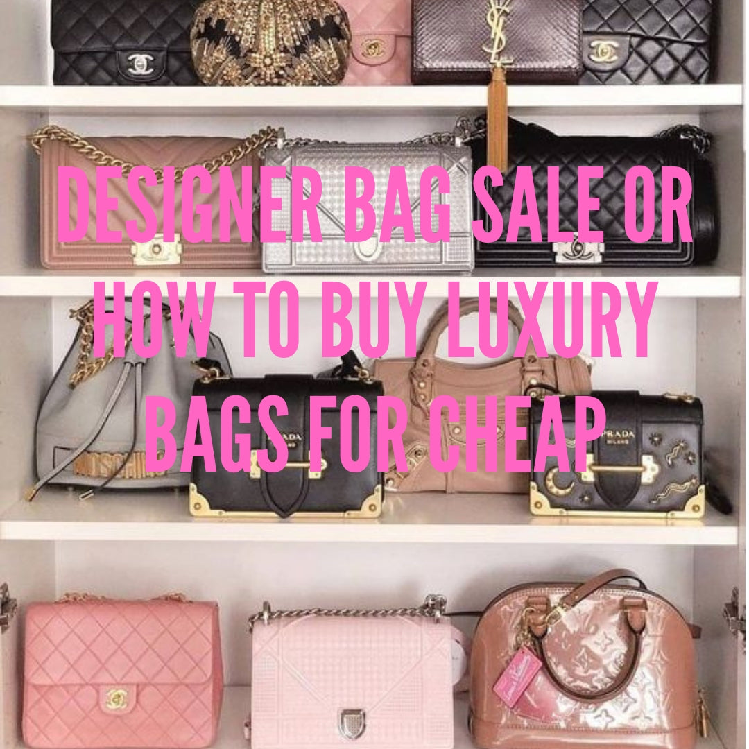 footwear hot-selling discount elegant and graceful Designer Bag Sale or How to Buy Luxury Bags for Cheap