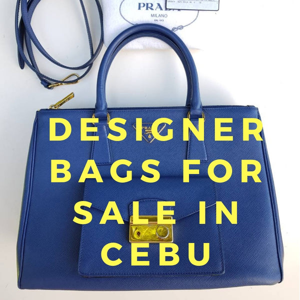 Designer Bags for Sale in Cebu