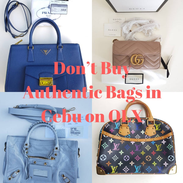Don't Buy Authentic Bags in Cebu on OLX