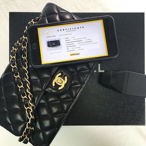 chanel authentication service