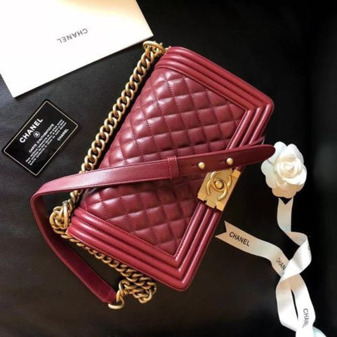 Chanel Medium Classic Flap Bag pawn philippines