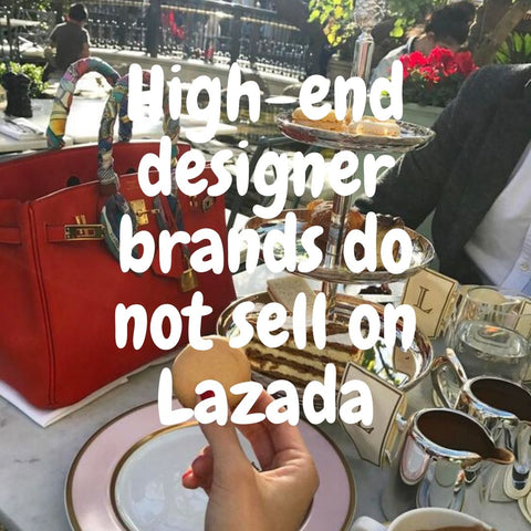 high end brands lazada