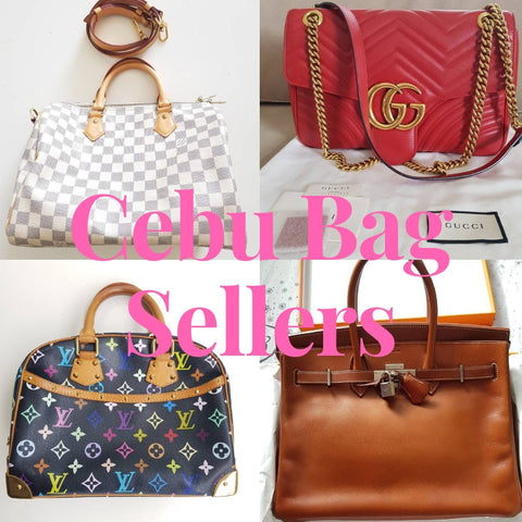 Cebu bag Sellers authentic