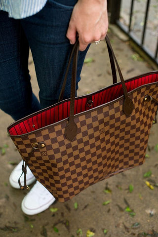 Louis Vuitton Neverfull MM pawn value