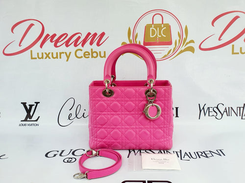 Authentic Lady Dior medium philippines