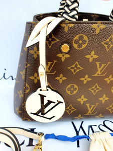 Authentic Louis Vuitton Montaigne consign