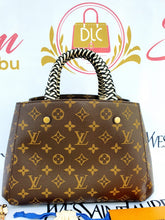 Load image into Gallery viewer, Authentic Louis Vuitton Montaigne buy and sell